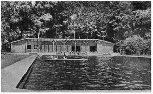 Das Freibad Gräfenberg nach der Eröffnung