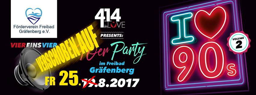 90'er Party