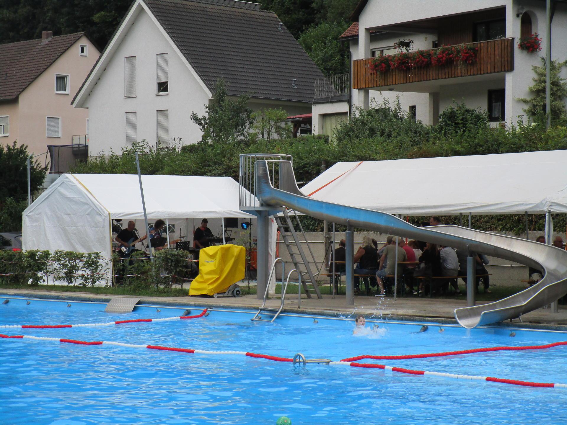 Freibadfest 2019